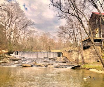 Photo for ☆Epic Mill & Falls☆ Mt Airy|Hanging Rock|Pilot Mtn|HotTub