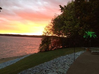 Photo for Private Cove House on Lake Barkley 5bdr 3ba