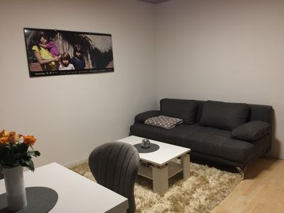 Photo for Quiet located City South apartment