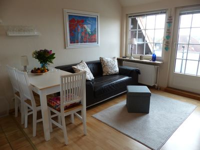 Photo for * SEA VIEW * MAISONETTE APARTMENT * UP TO 4 PEOPLE * NORTH SEA * SEA VIEW ** BEACH ** BALK