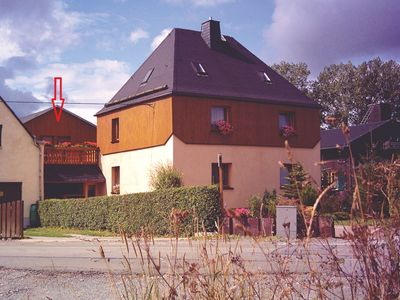 "Photo for ""Small but nice"" apartment with balcony room - near Waldbühne for 2 - 4 people"