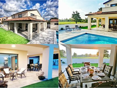Photo for SPECIAL OFFER! * New Villa *  with pool, fitness, office, outdoor bar&grill