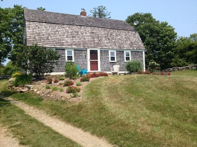 Photo for Great Location- Private Yard - Oldest House on Block Island