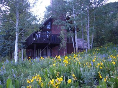 Photo for Snowmass Home, a Paradise Away from Home
