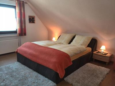 Photo for Holiday apartment Bad Marienberg for 2 - 5 persons with 3 bedrooms - Holiday apartment in a two fami