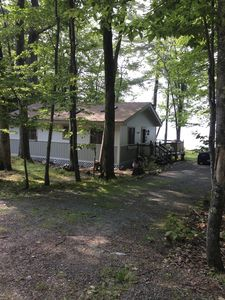 Fye Island -Peaceful Waterfront Property 35' from Water