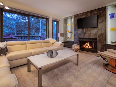 Photo for Luxury condo Sleeps 6 ski in - ski out