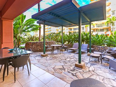 Photo for K B M Hawaii: Ocean Views, Easy Pool Access 2 Bedroom, FREE car! Oct & Jan Specials From only $229!