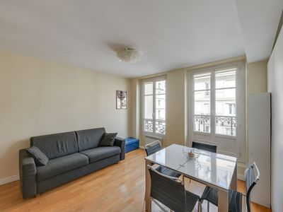 Photo for ID 308 - Saint Denis - Cosy one bedroom flat