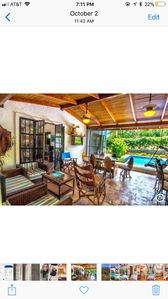 Photo for CASA LA PINA!!!  OUTDOOR LIVING WITH PRIVACY, NATURE, RELAXATION, & SURF