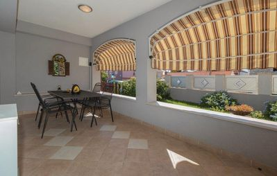 Photo for Two bedroom apartment with terrace Zadar (A-16336-b)