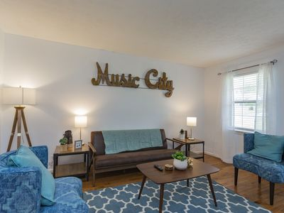 Photo for NEW! Cozy 2BD Nashville Home Close to Restaurants