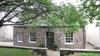 Photo for The Arns Cottage is a traditional stone built, cosy and luxurious retreat.