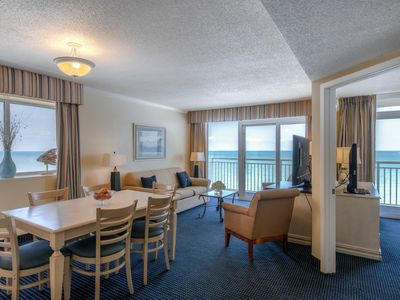 Photo for Gorgeous 3BR, 2BA Camelot Oceanfront, Newly Remodeled