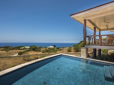 Photo for Immaculate OCEAN VIEW home with a POOL, short drive to WORLD CLASS BEACHES