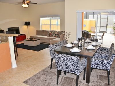Photo for Awesome Resort! Paradise Palms 4 Bedroom ID: 58989