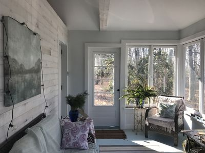 Photo for Midcentury North Fork Beach House