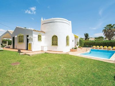 Photo for Villa with shaded lawns close to resort centre