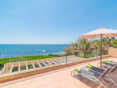 Photo for COPINYA - Chalet with sea views in Son Servera.