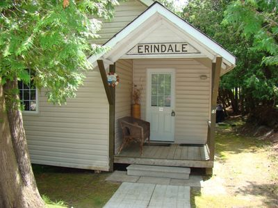 Photo for 2 Bedroom Cottage located steps away from Sauble Beach!