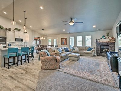 Photo for NEW! Family Home w/Casita 2Mi to Sand Hollow Park!