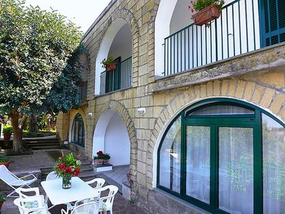Photo for Vacation home Sunlight  in Massa Lubrense, Naples & Sorrentino Peninsula - 6 persons, 3 bedrooms
