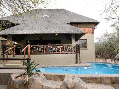 Photo for Luxury and Romantic Accommodation on the doorstep of Kruger National Park