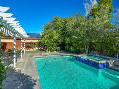 Photo for Peaceful Sunset - Monthly Pricing! Escape to Palm Springs - In the Heart of the City