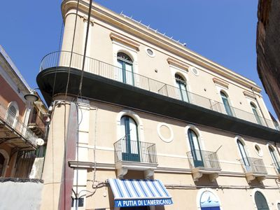 Photo for Apartment only 100 meters from the sea and the beautiful center of Acireale