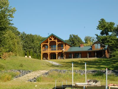 Photo for Absolutely Fantastic Family Vacation Spot  -  Fox Meadow Lakefront