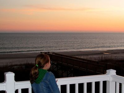 Photo for Great Laid Back Location --Fantastic Ocean View!
