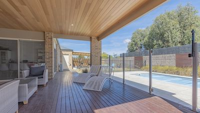 Photo for 3 Bedroom House With Swimming Pool - Family Bookings Only