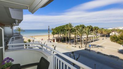 Photo for Apartment in front of the sea - Turismar
