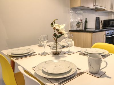 Photo for Modern city centre Apartment + free parking