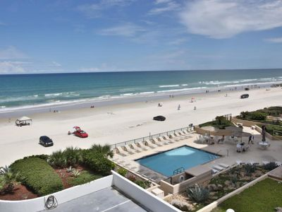 Photo for Gorgeous Ocean Views 2BR 2BA-  Daytona Beach Shores...