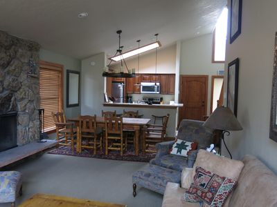 Photo for 4BR/3BA Condo in Vail, Colorado - Newly renovated in Fall 2013