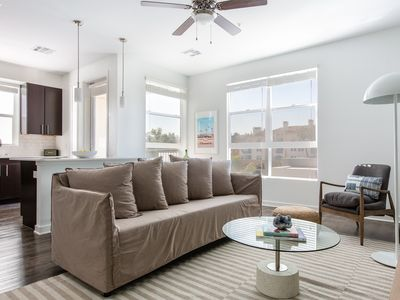 Photo for Sonder | The Millennium | Timeless 2BR + Balcony