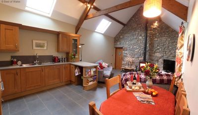Photo for Beautiful Pet-friendly Cottage - Central to 20 Llyn Peninsula Beaches
