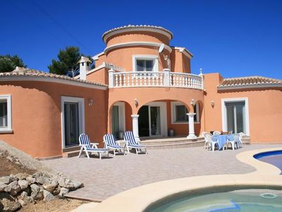 Photo for Holiday house Jávea for 6 persons with 3 bedrooms - Holiday house