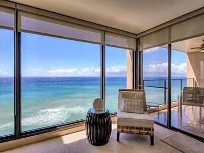 Photo for Superb Ocean Front Penthouse 1Bed 2 Bath🏄🏻♀️⛱