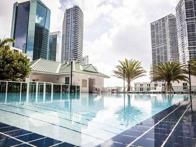 Photo for Modern Brickell Loft in Miami with Stunning Views - Minutes from Downtown Miami & South Beach