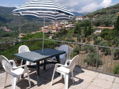 Photo for 5 bedrooms Two terraces Panoramic view