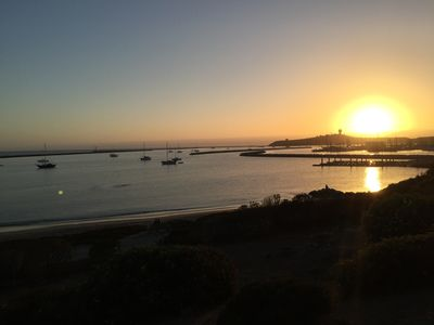 Photo for Private And Spacious Ocean View Home Short Walk to Half Moon Bay Harbor