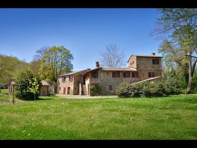Photo for FABULOUS 6BR HOME WITH WONDERFUL SWIMMING POOL & GARDEN IN THE HEART OF TUSCANY!