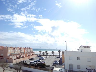 Photo for House overlooking the sea 80 meters from the beach
