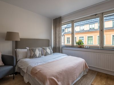 Photo for Comfortable Newly renovated studio at Kungsholmen
