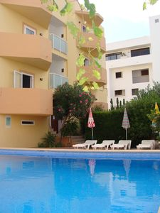 Photo for Apartments Timon, Es Pujols Centre, Close to Beach