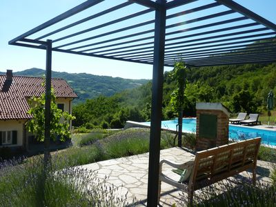 Photo for Casa Sulie: Villa With Private Infinity Pool Cartosio (near Acqui Terme)