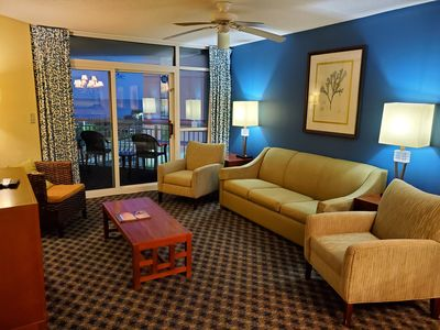 Photo for Dunes Village 418 2BR CANCELLATION SPECIAL FOR SEPTEMBER! EXTENDED STAYS WELCOME