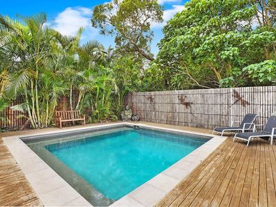 Photo for Central Mooloolaba House with Pool. Sleeps 16 - Pet Friendly